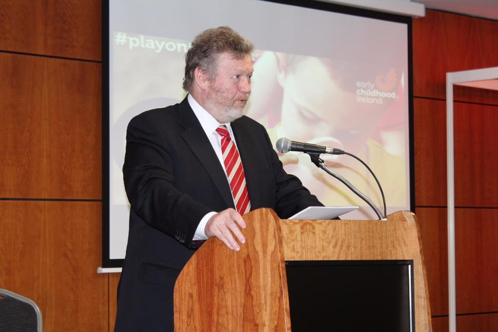 minister-conference-early-childhood-ireland