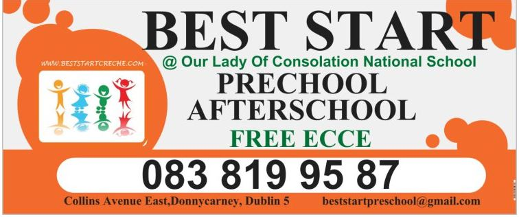 NEW BEST START PRESCHOOL/AFTERSCHOOL SERVICE