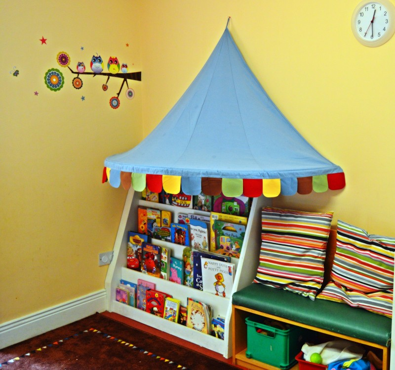 Toddler-Room-Reading-Area