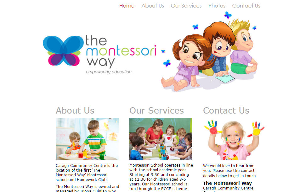 TheMontessoriWayWebsite