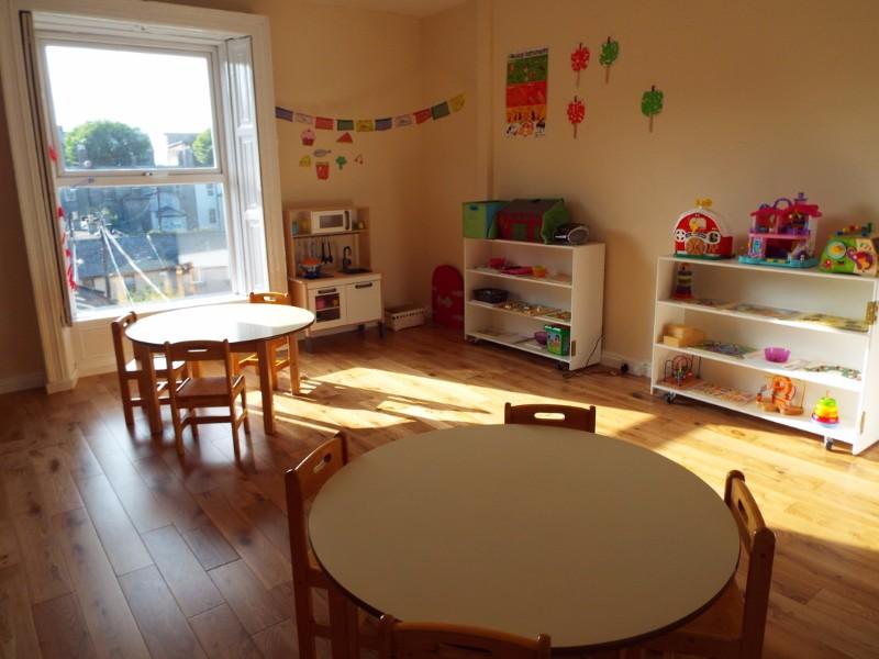 Pre-Montessori-Room