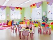 53611214 - kindergarten, game room